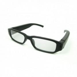 Okulary szpiegowskie z mini kamerą