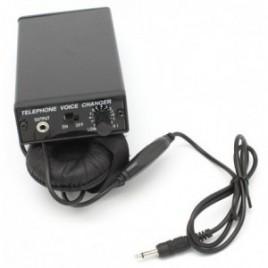Zmieniacz modulator głosu TVC