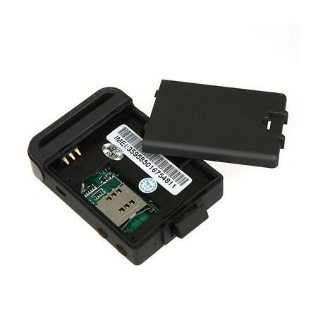 Miniaturowy lokalizator GPS SERWER