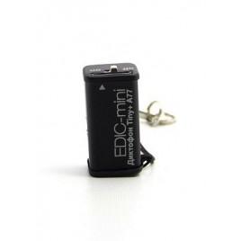 Miniaturowy dyktafon rejestrator dźwięku Edic Mini Tiny+A77