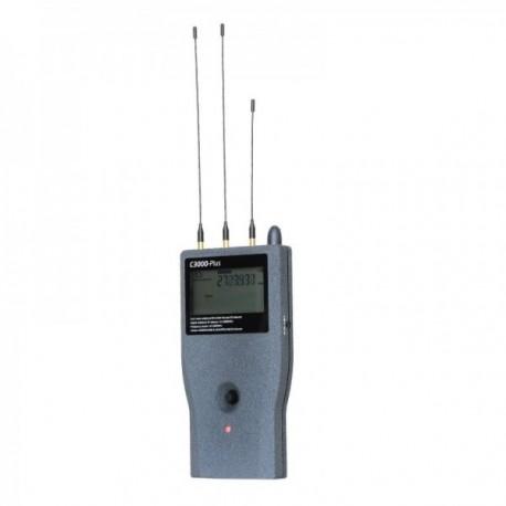 C3000-Plus wykrywacz analogowych i cyfrowych podsłuchów