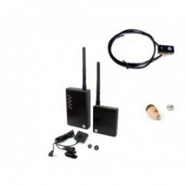 Mikrosłuchawka cyfrowa mini kamera na maturę