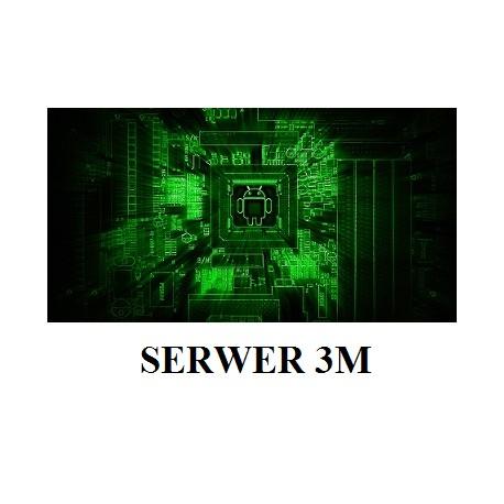 Podsłuch SpyPhone SERWER 3miesiące