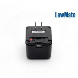 Mini kamera szpiegowska PV-AC10FHD w zasilaczu