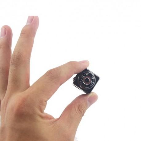 Najmniejsza kamera szpiegowska IR SQ8