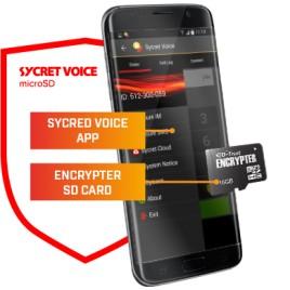 Telefon szyfrujący Sycret Voice