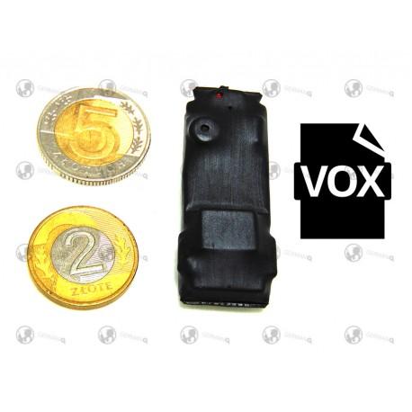 Dyktafon szpiegowski GM-12VOX detekcja