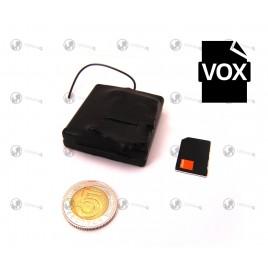 Miniaturowy podsłuch GSM GM-X6VOX detekcja dźwięku
