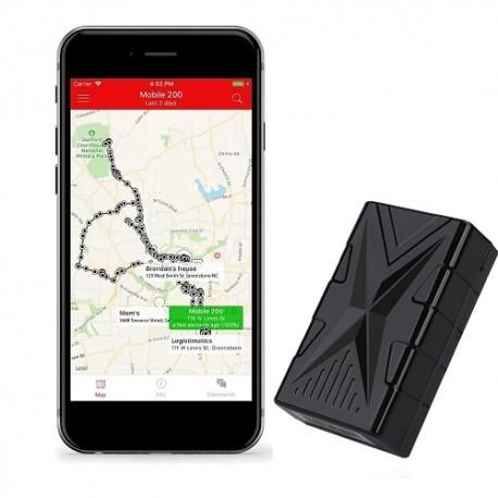 Wodoodporny Lokalizator GPS z magnesem GPS-TD1