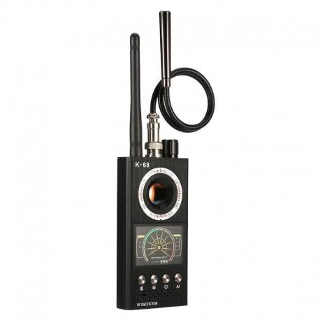 Wykrywacz podsłuchów kamer lokalizatorów GPS K-68