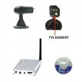 Mini bezprzewodowa kamera 2,4GHz